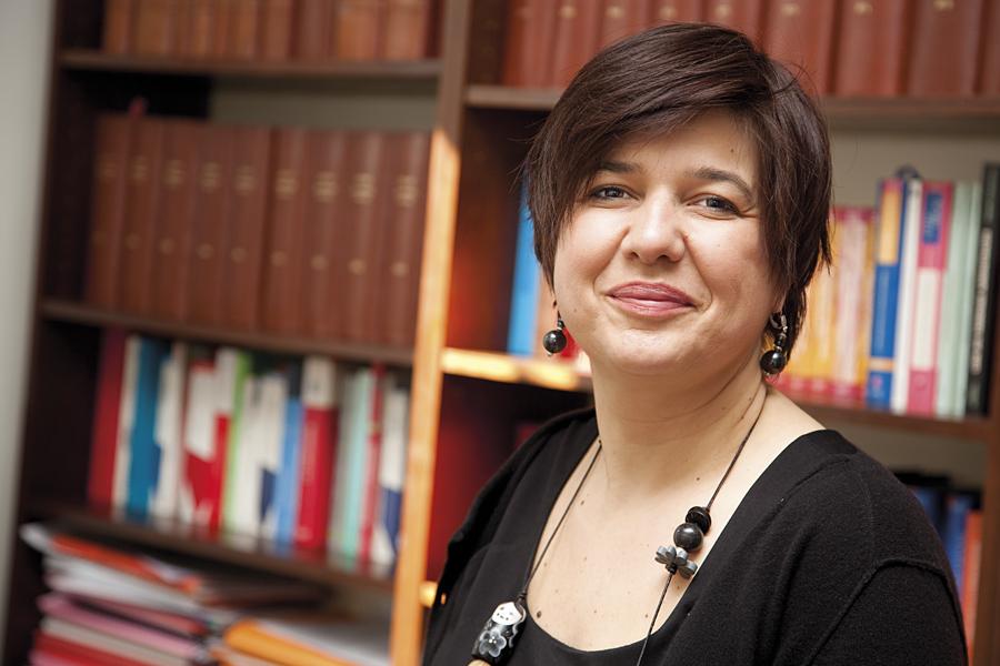 J'ai fait l'UPEC - Nathalie, avocate