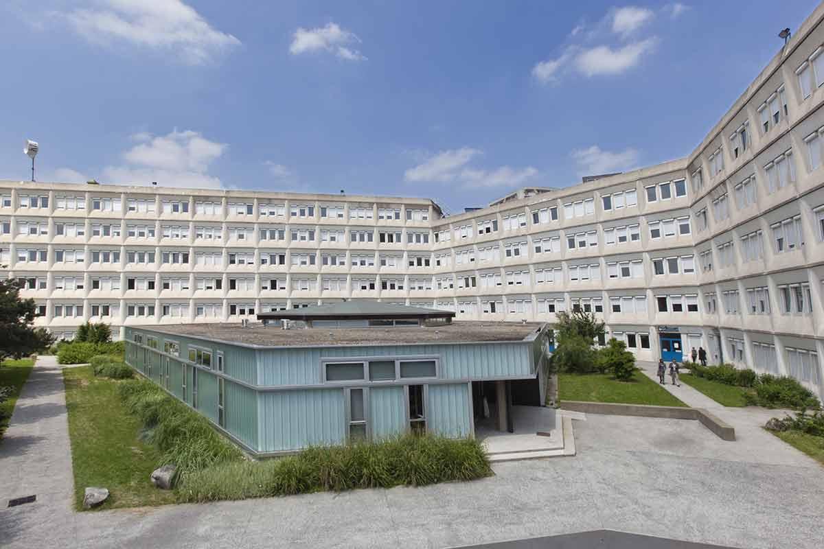 Bâtiment L - Campus Centre de Créteil