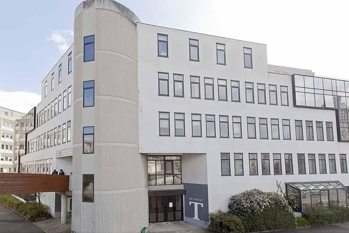 Bâtiment T - Campus Centre de Créteil