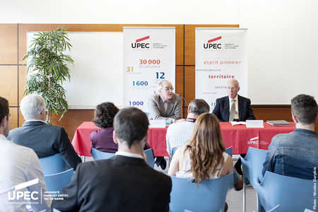 Signature convention UPEC PAV