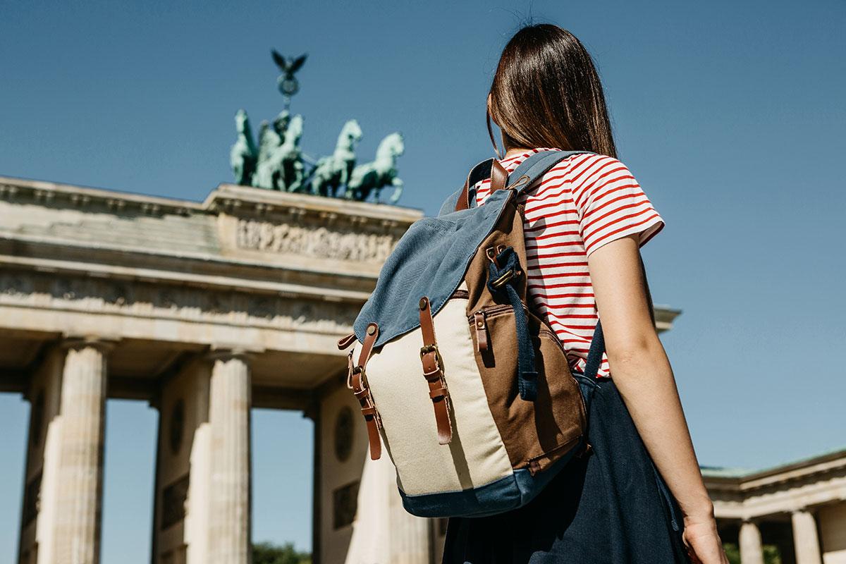 Etudiante à Berlin