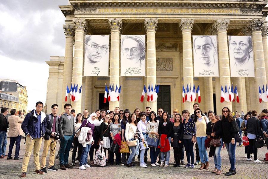 Découvrir Paris et la civilisation française