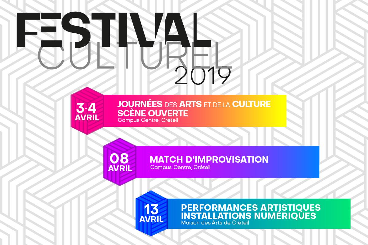 Festival culturel UPEC