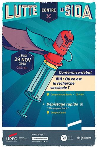 Conférence VRI UPEC