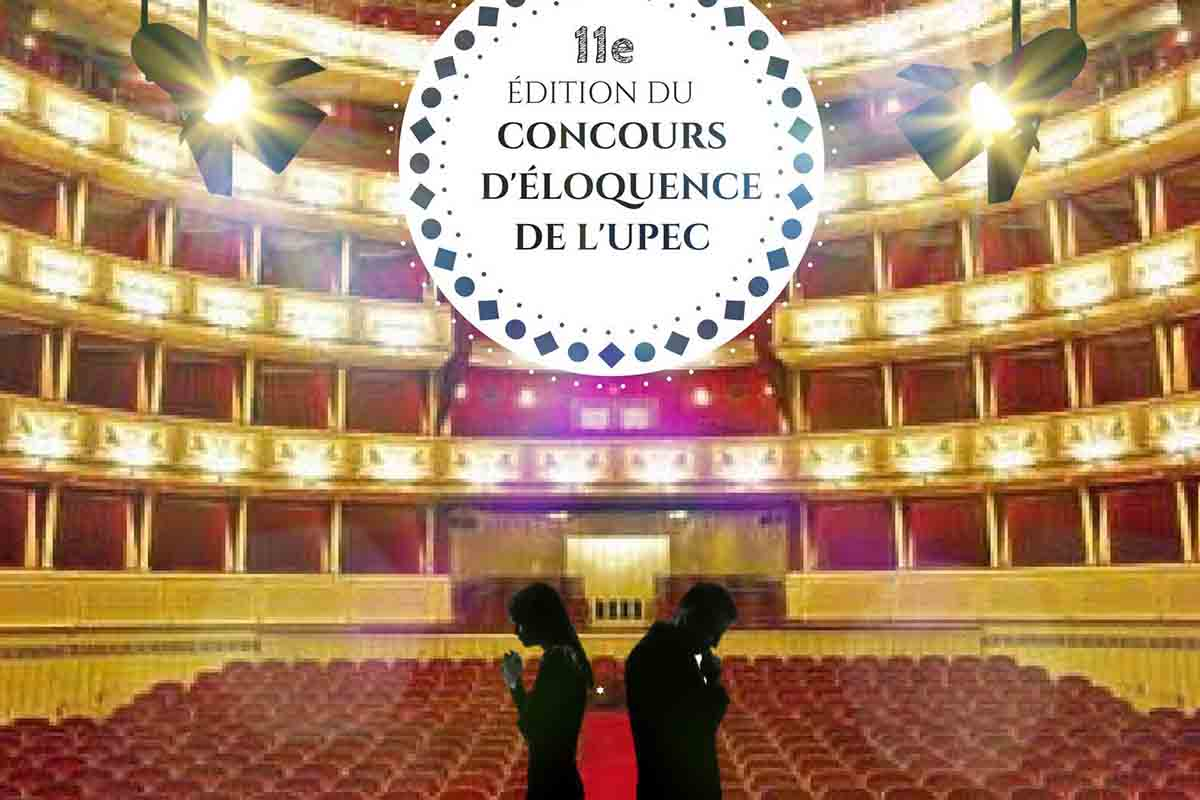 UPEC - Concours d'Eloquence 2018