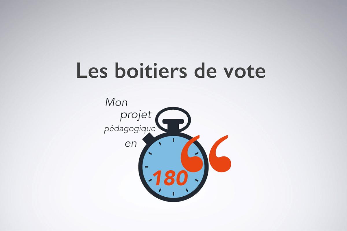 MPP180s Boitiers de vote