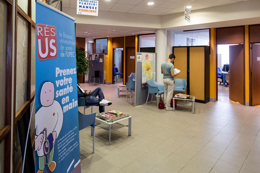 Campagnes de prévention SSU UPEC