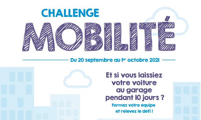 Challenge Mobilités