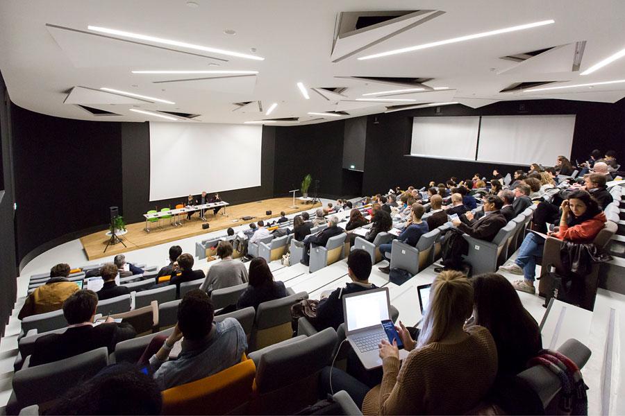 Conférence-Débat à l'EUP