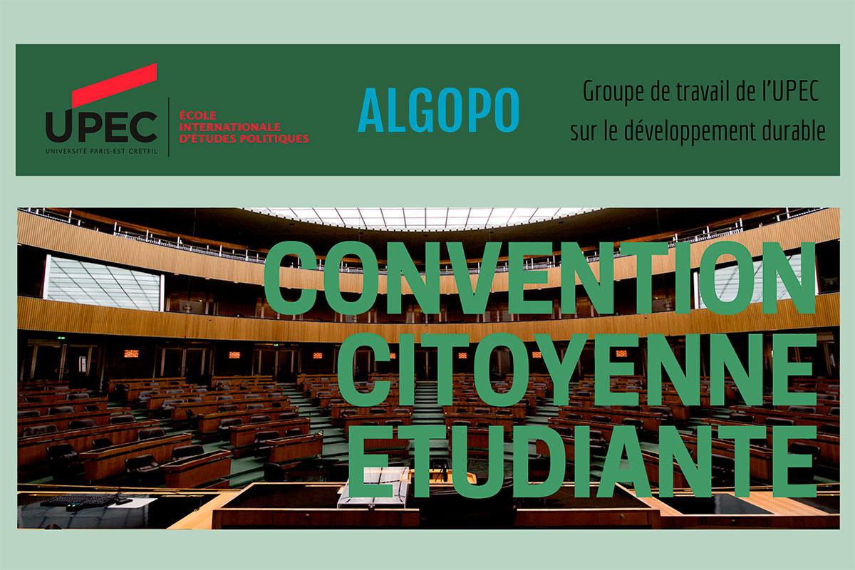 Convention Citoyenne Étudiante