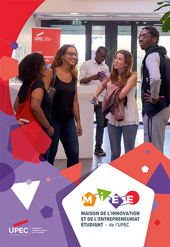 Couverture Plaquette MIEE - UPEC