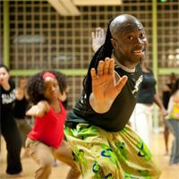 Danse - Photo : UPEC / Bruno Rossi