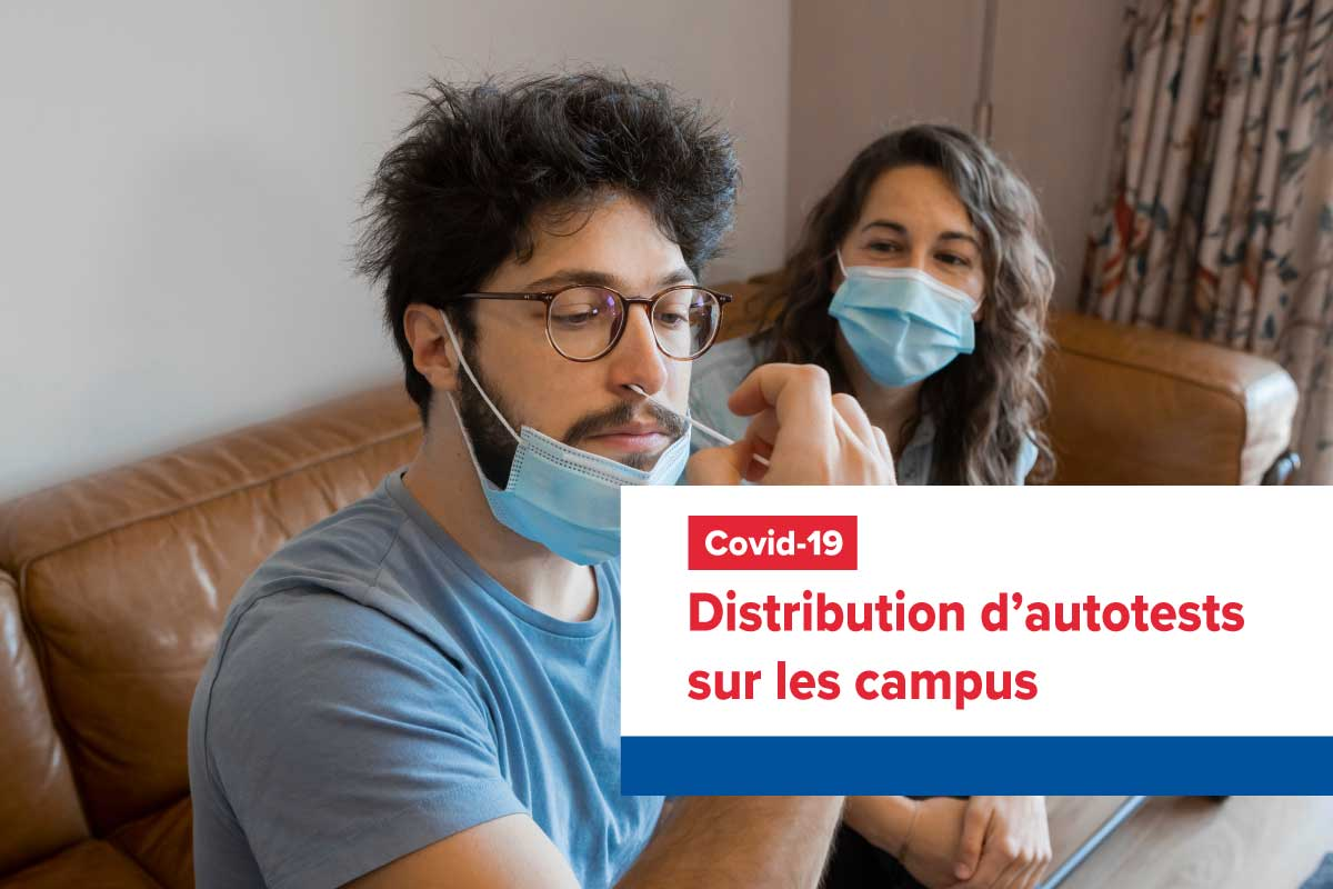 Distribution autotests campus