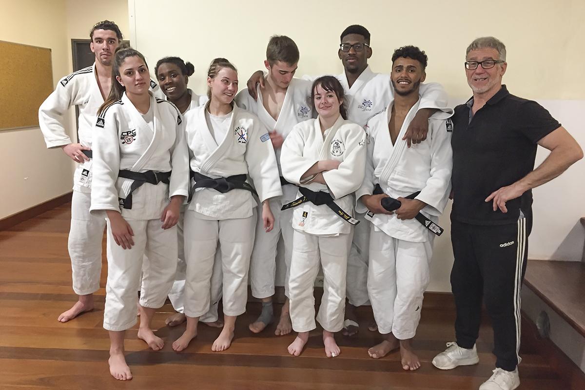 SUAPS - Équipe Judo - qualification 2019