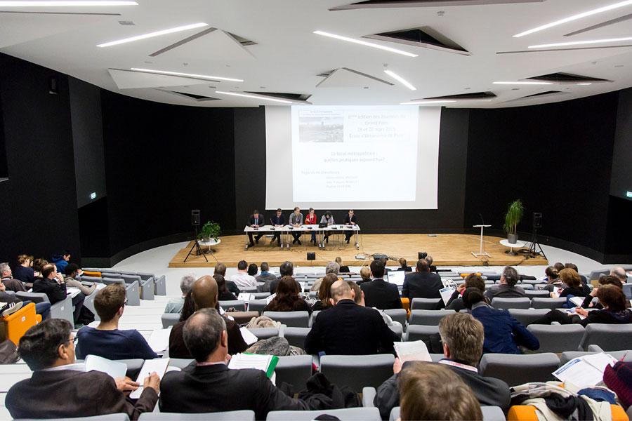 3ème édition des Ateliers du Développement Urbain Intégré à l'EUP