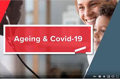 EUR LIVE vidéo Ageing Covid-19