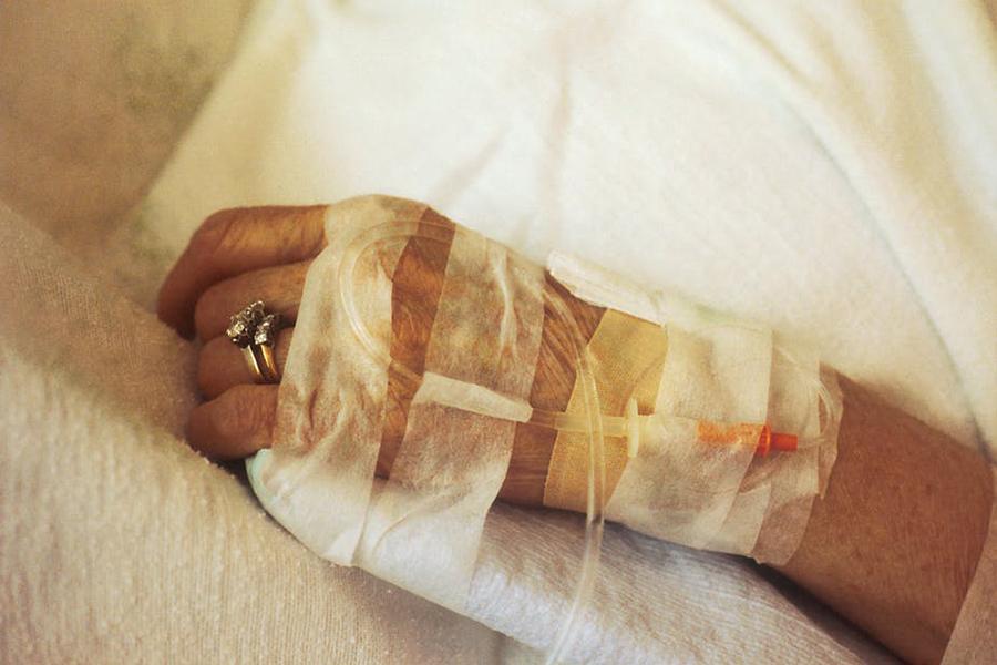 Chimiothérapie. National Cancer Institute - Unsplash, CC BY-SA
