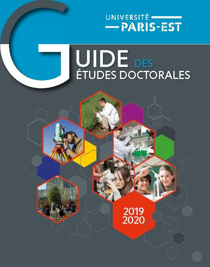 Guide doctorant