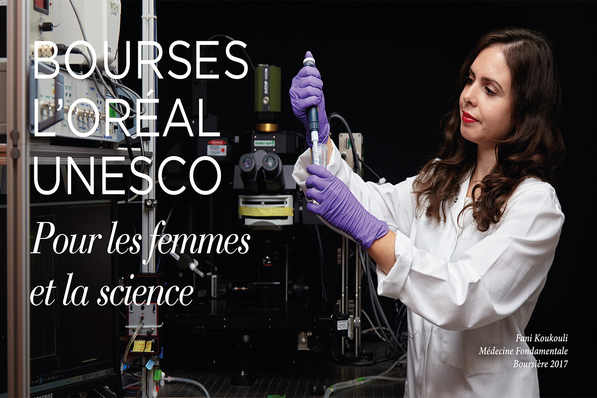 Fondation l'Oreal-UNESCO Appel à candidatures