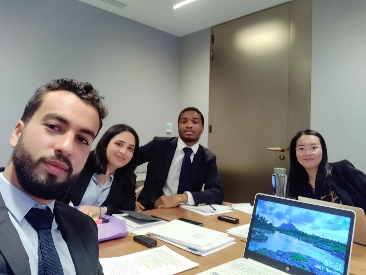 Concours international d'arbitrage 2020