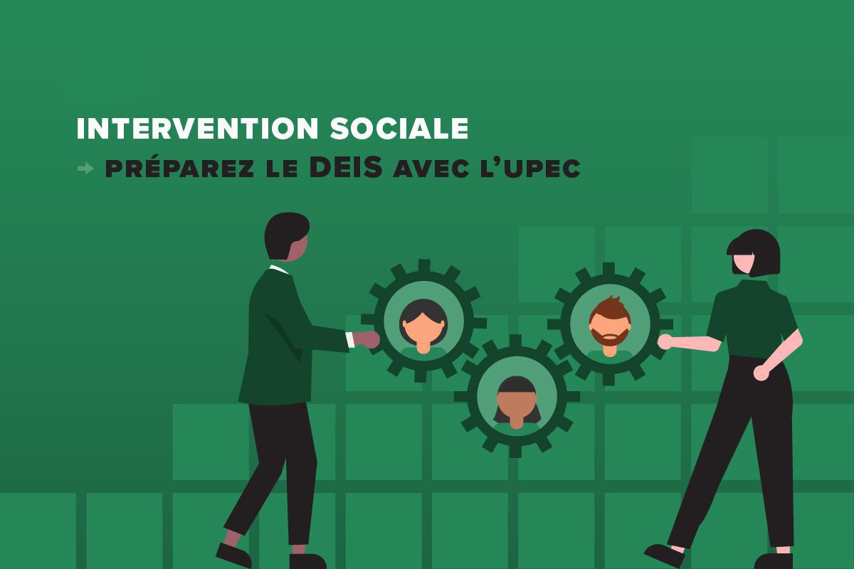 Webinaire : se former à l'ingénierie sociale à l'UPEC
