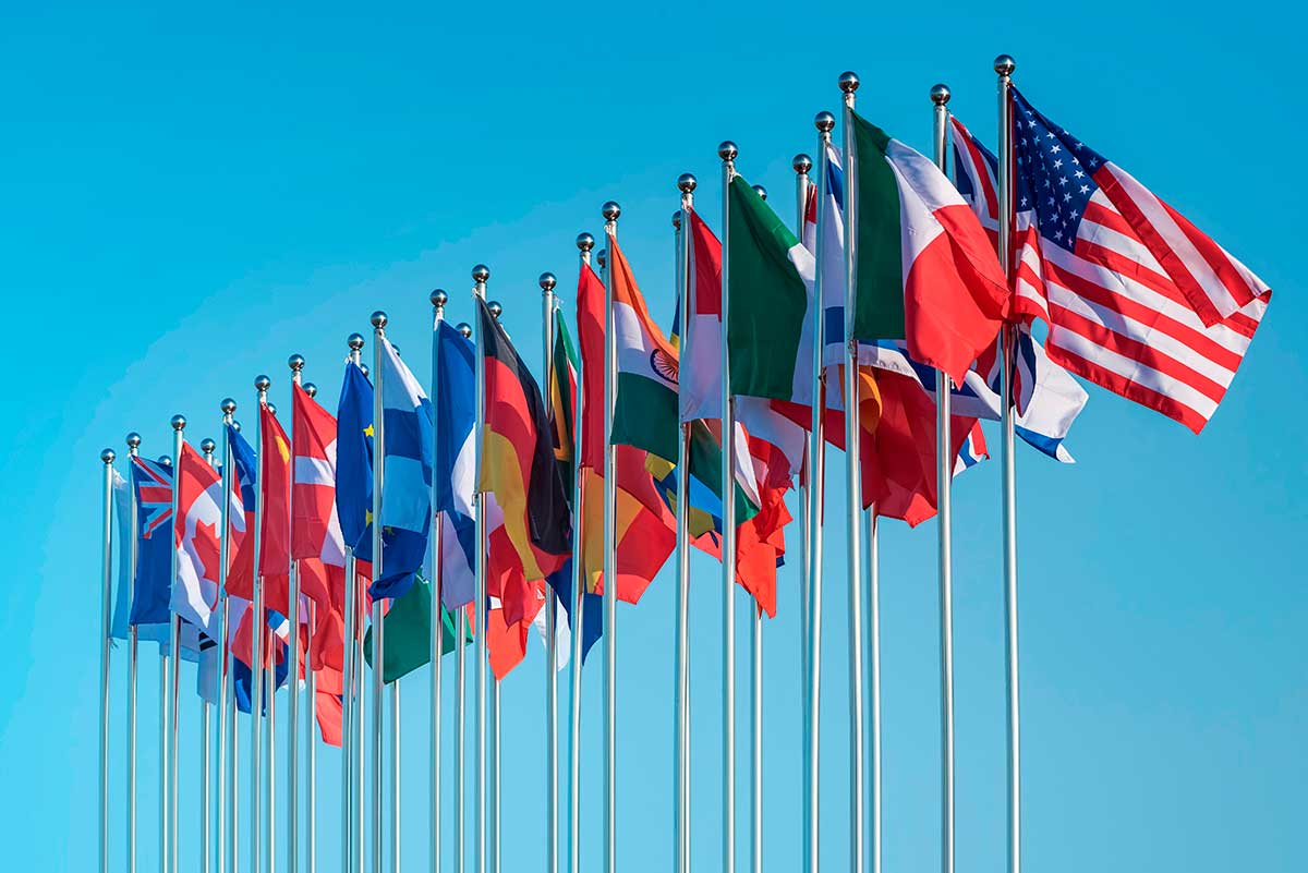 Mobilités internationales : informations aux étudiants