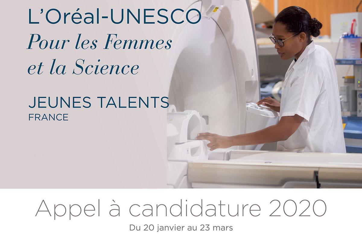 Jeunes talents 2020