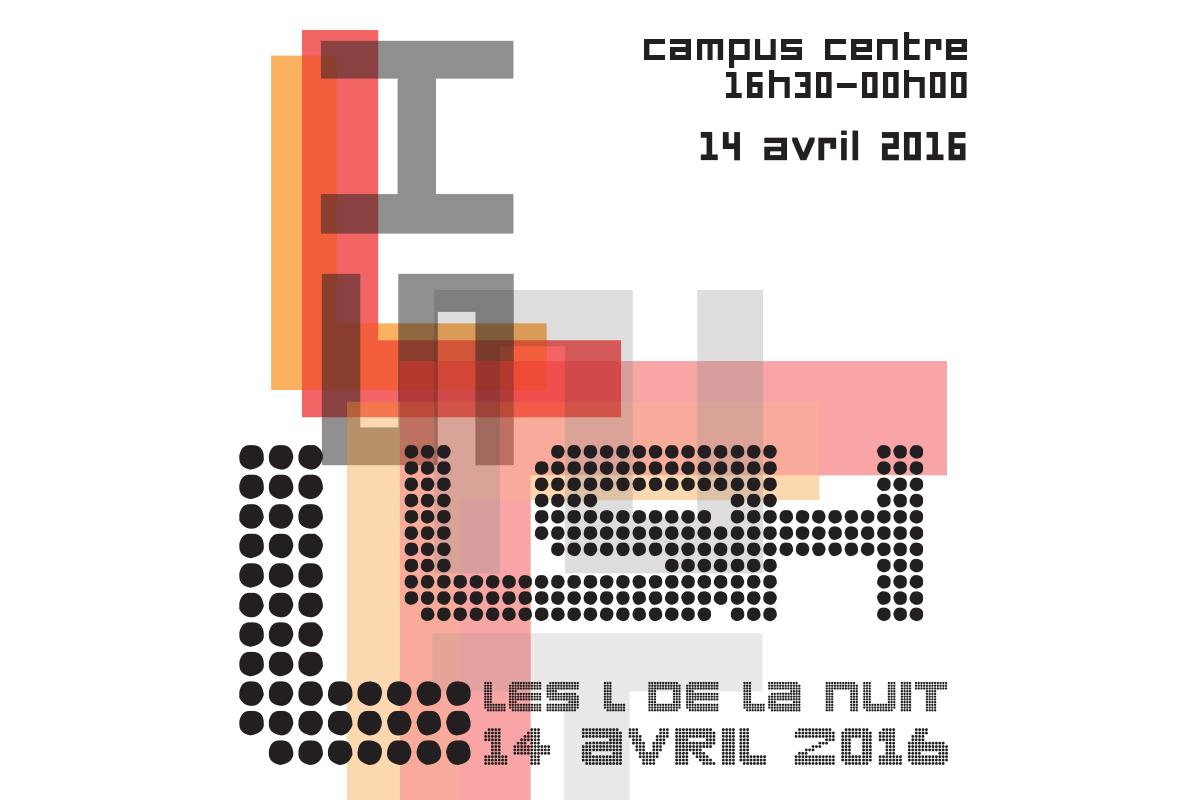 UPEC - Les L de la nuit 2016