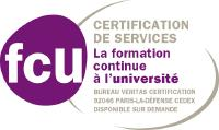 Certification de services FCU