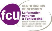 Certification de services FCU