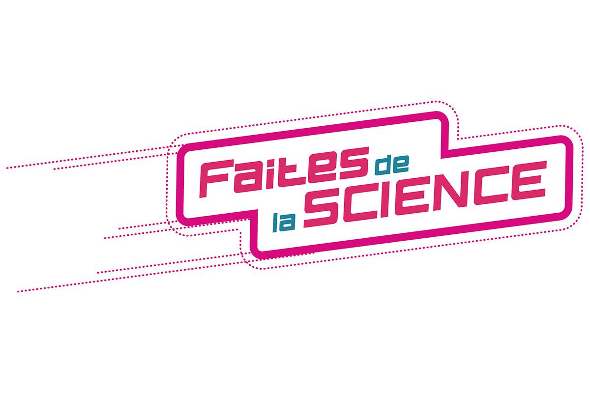 Logo Faites de la science