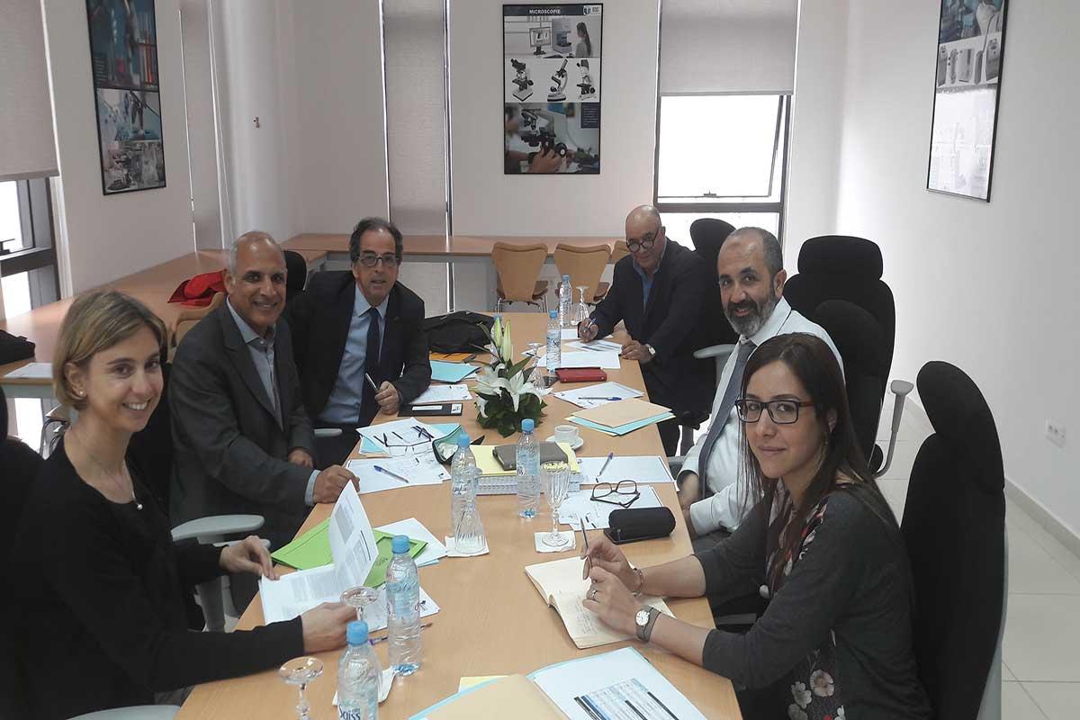 L'Ésipe-Créteil signe un partenariat avec l'Ecole Supérieure d'Ingénieurs en Sciences de la Santé du Maroc