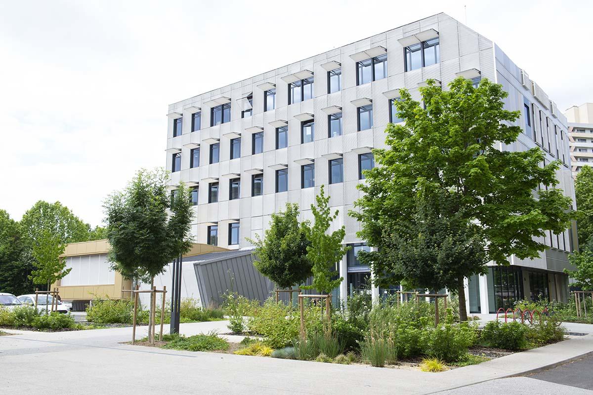 Maison des Sciences de l'Environnement - UPEC