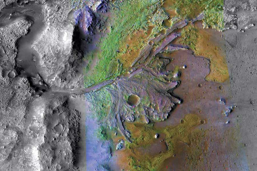 Photo Mars The Conversation