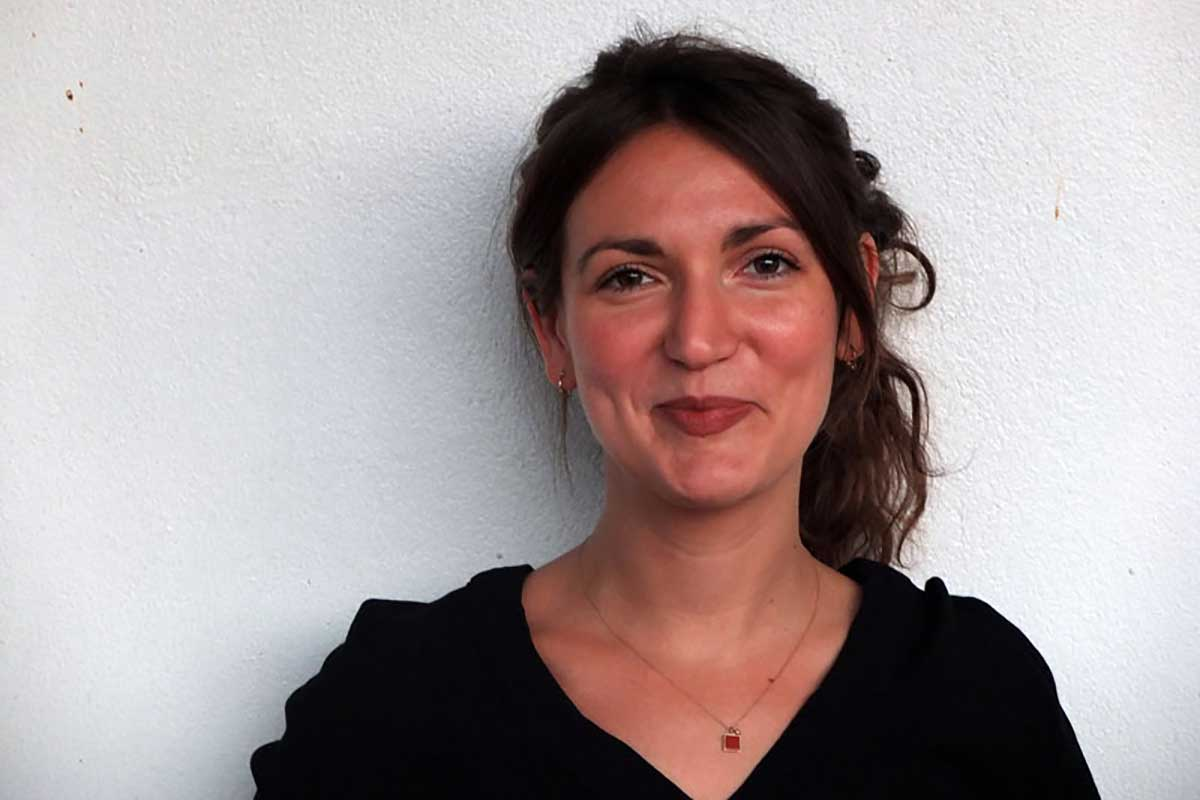Perrine Simon, lauréate du Prix Vendôme 2018