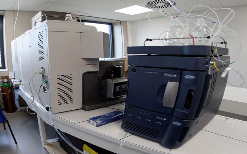 PRAMMICS (Plateforme Régionale d'Analyse Multi-Milieux des MIcro-ContaminantS)