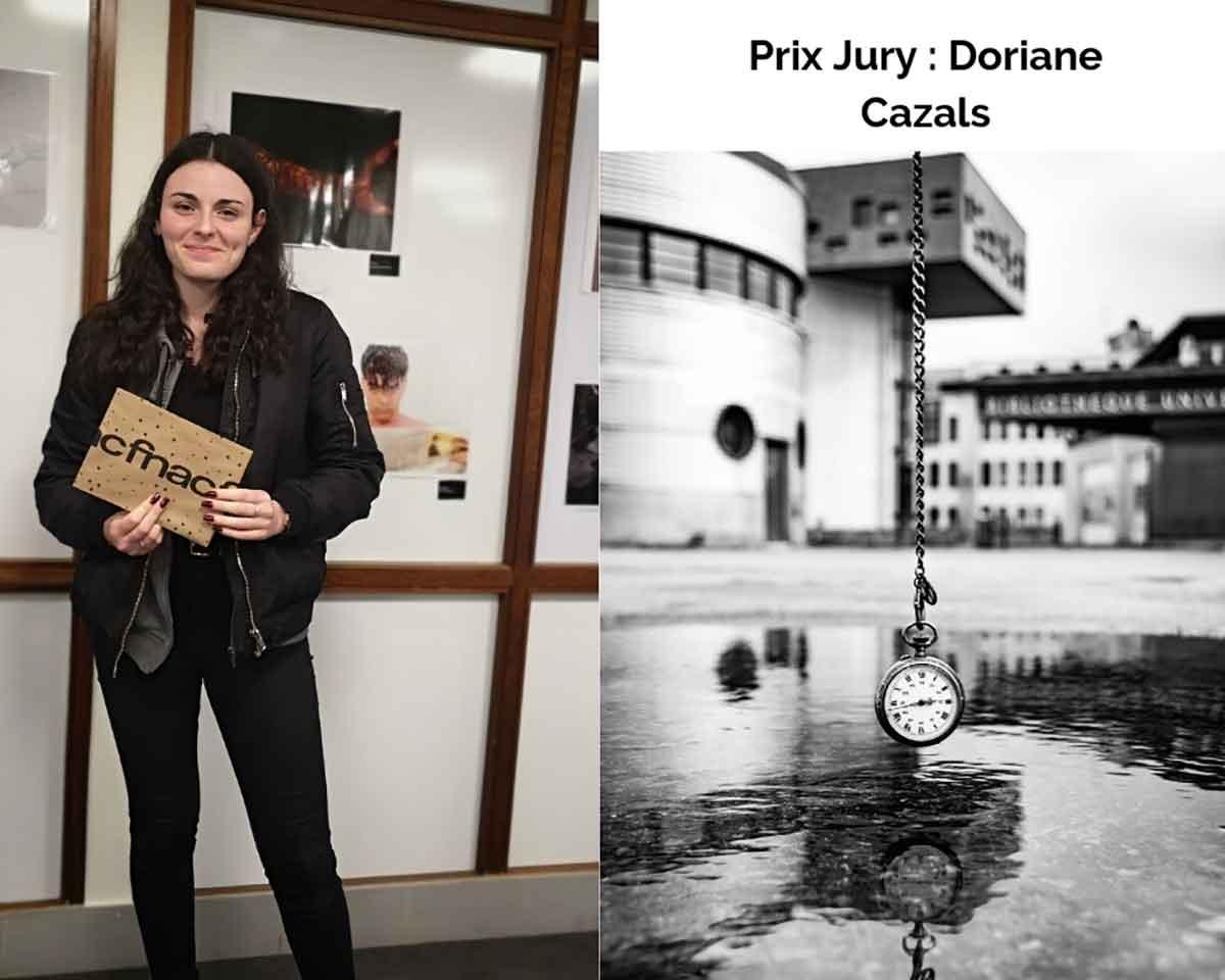 Prix Jury - Doriane Cazals