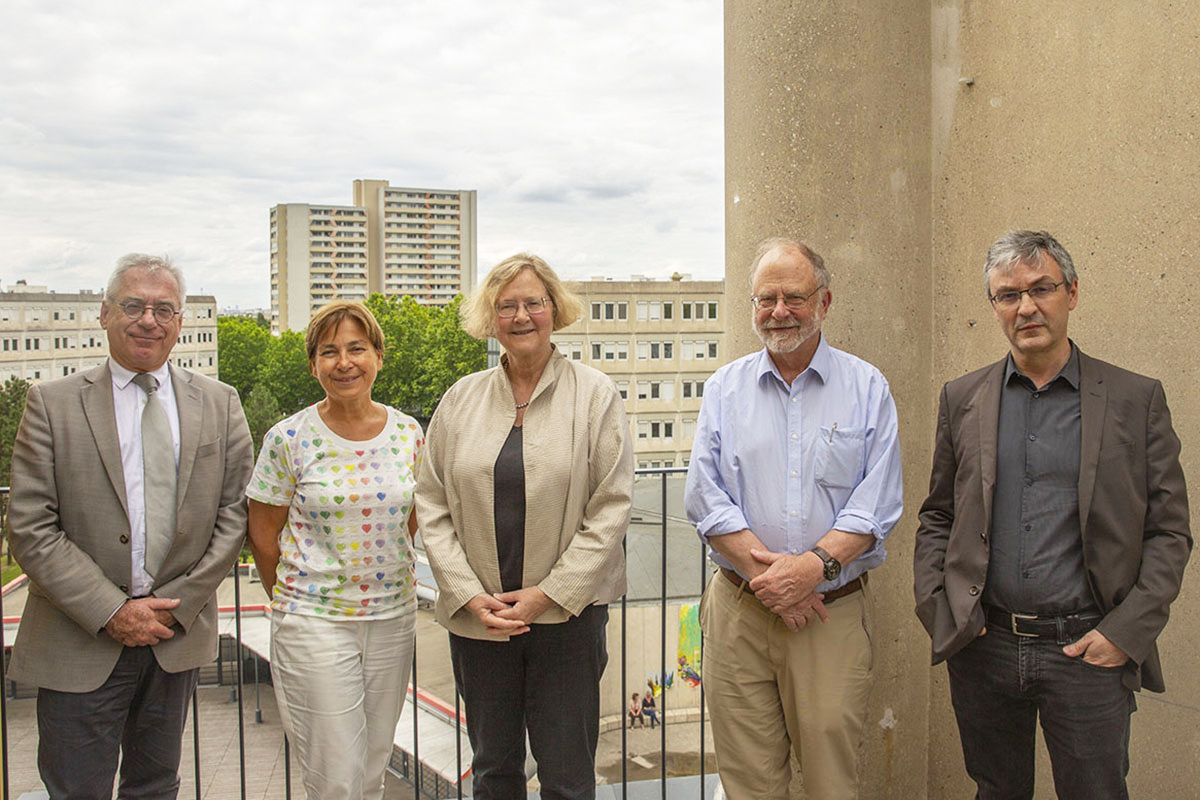 Elizabeth Blackburn, prix Nobel de médecine, rejoint l'UPEC