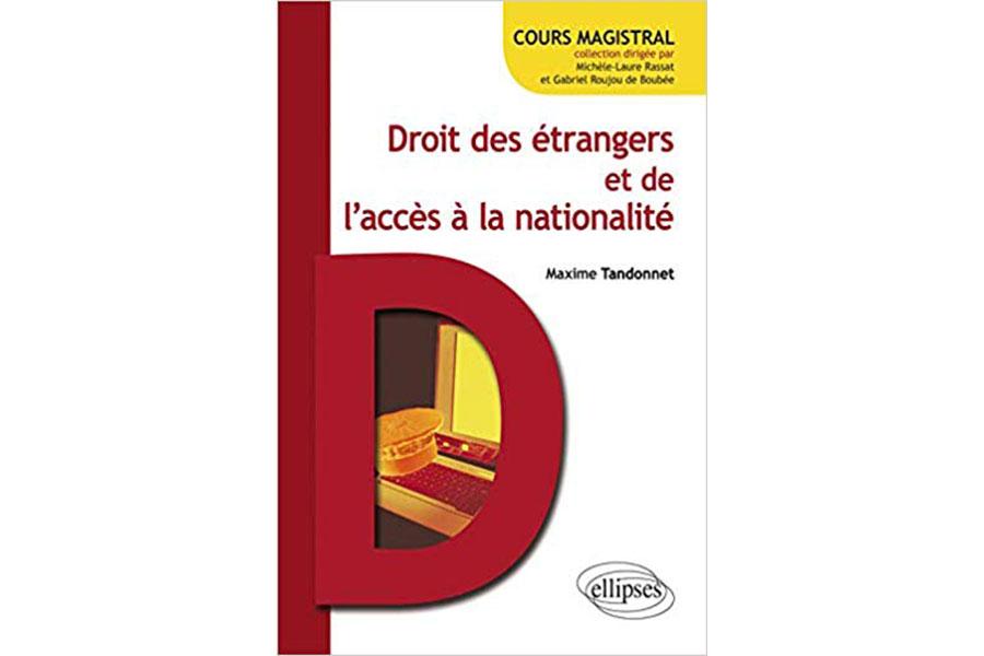 Publication - Droit des étrangers