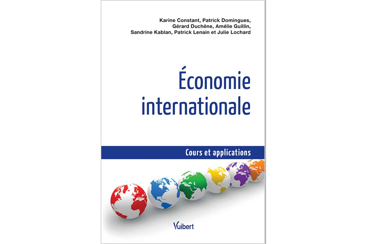 Publication Economie internationale