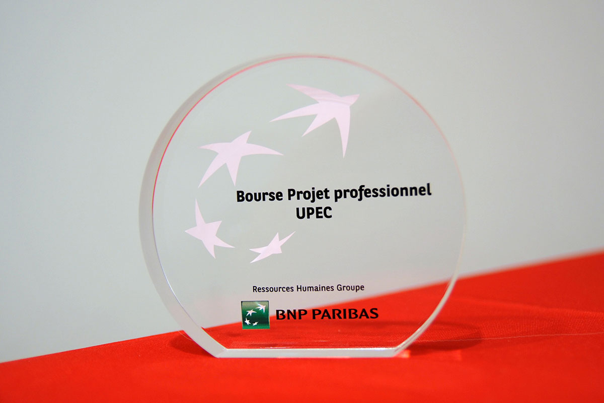 Bourses BNP Paribas - UPEC