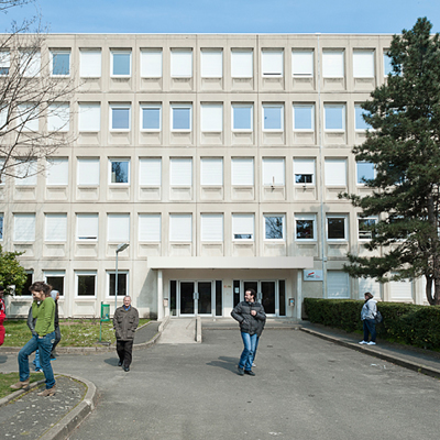 Site ESPE de Saint-Denis