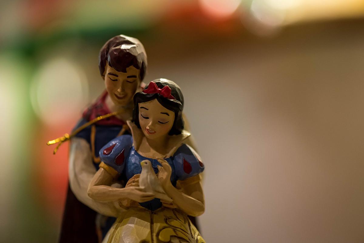 L'histoire de Blanche-Neige est emblématique des biais genrés auxquels les enfants sont exposés dès leur plus jeune âge. Tookapic/Pixabay