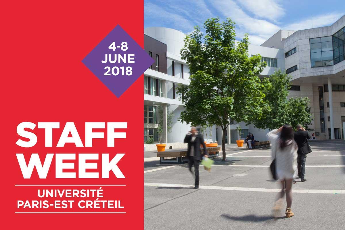 Développement international : première Staff Week à l'UPEC