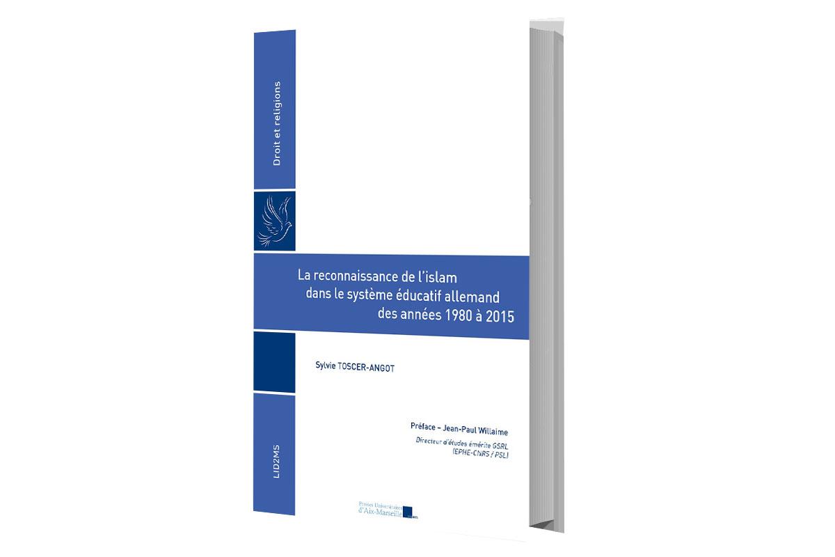 Livre : La reconnaissance de l'islam dans le système éducatif allemand des années 1980 à 2015