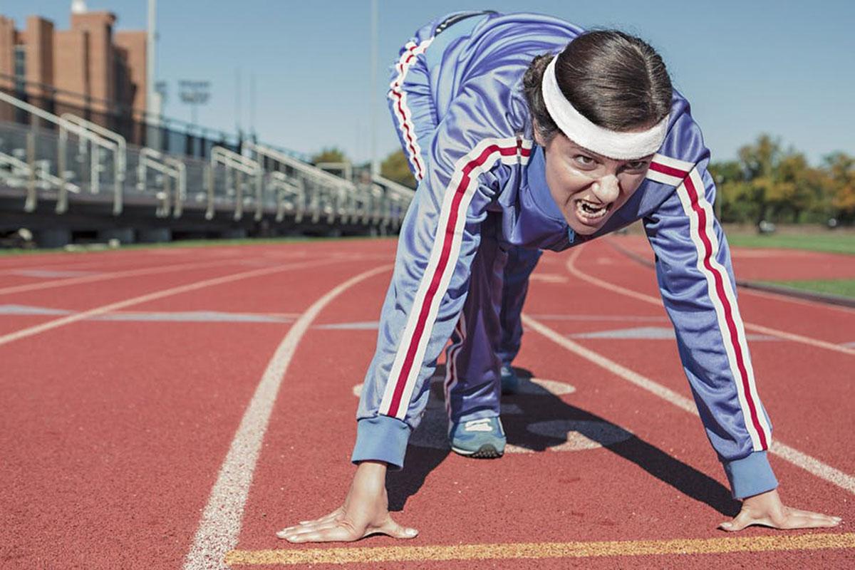 En matière de représentations, les femmes sportives sont toujours victimes d'un grand nombre d'a priori. Pixabay