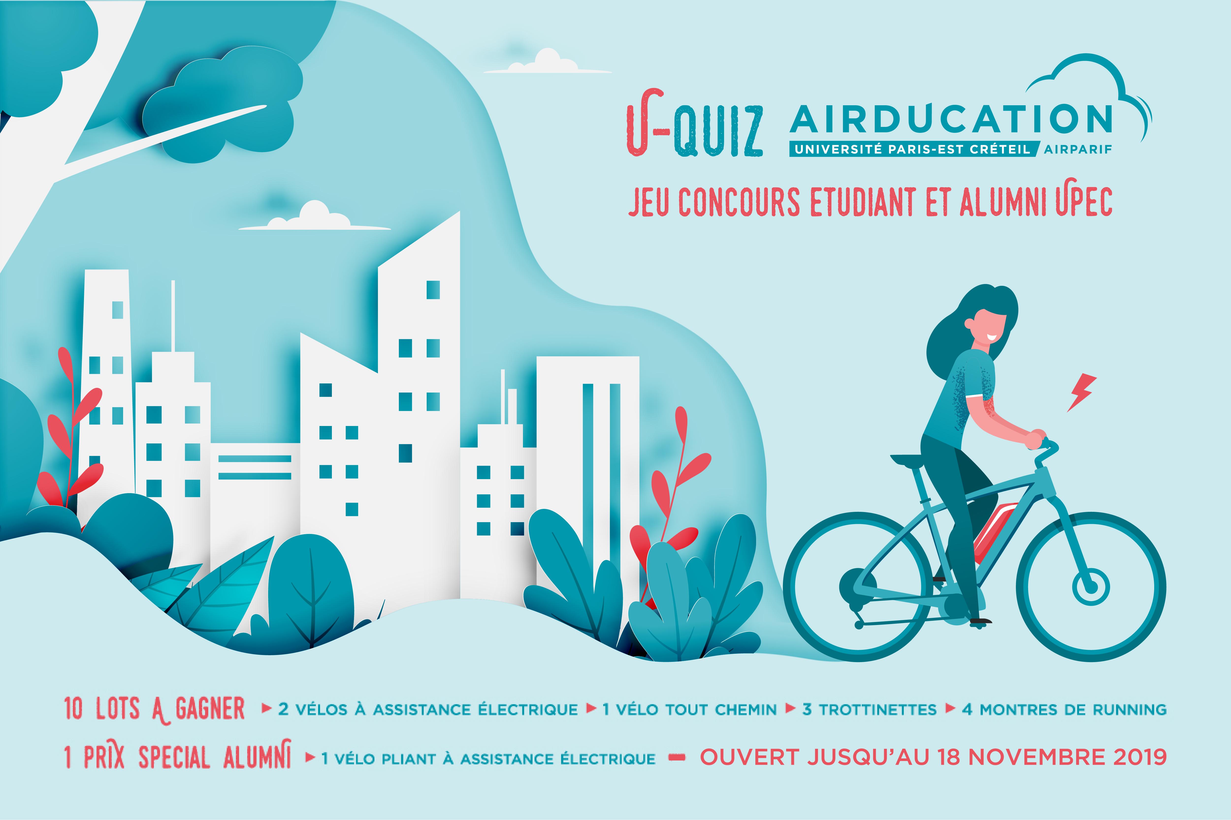U-QUIZ AIRDUCATION -