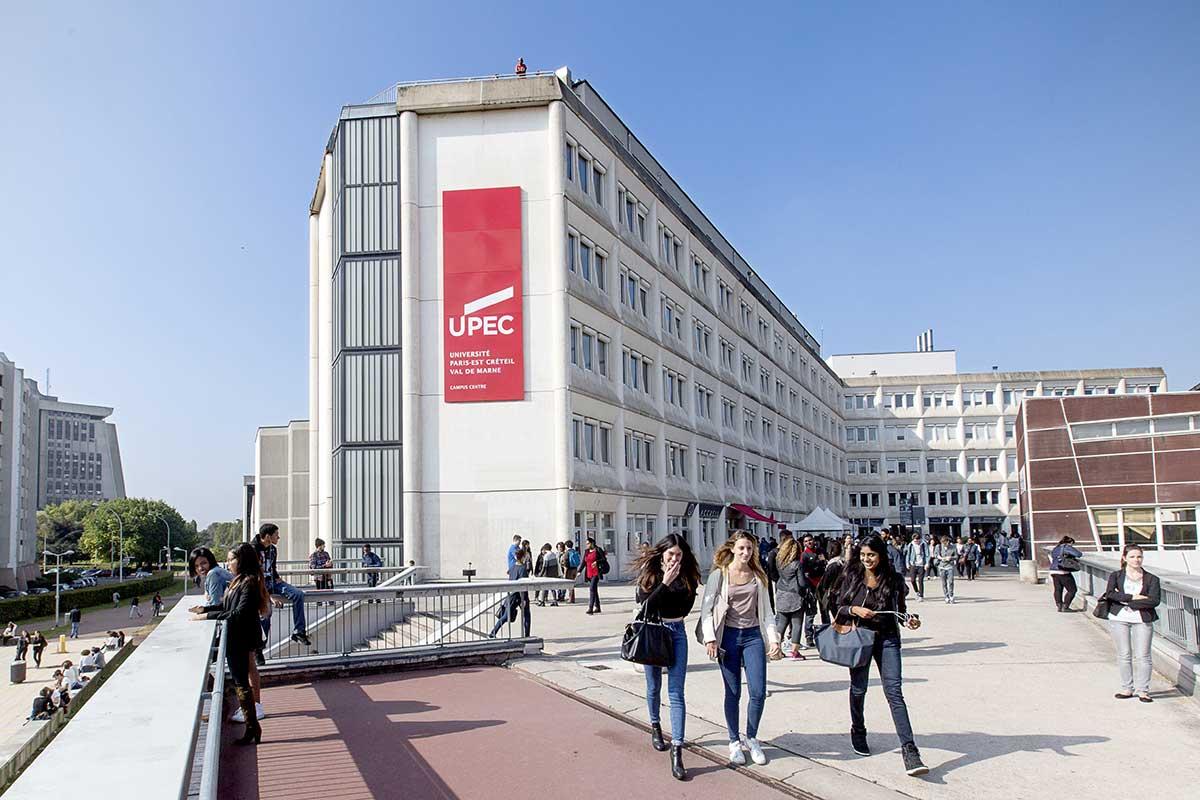 UPEC - Campus centre de Créteil