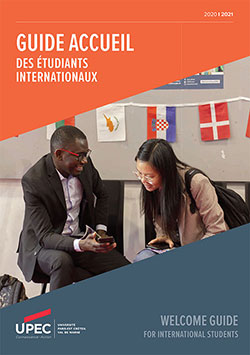 Guide d'accueil des étudiants internationaux