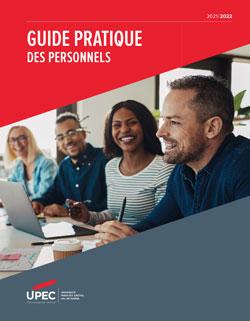 Guide pratique des Personnels 2021-2022